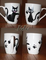 Jiji Coffee Mug by hikaruxsesheta