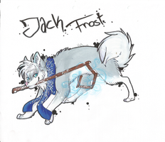 Jack Frost Canine by Hi0u