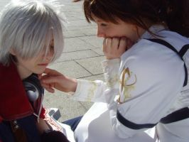 MCM expo: Just us by LabyrinthLadyLover