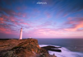 - Cape Nelson Lighthouse - by Aquilapse