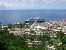 Caribbean Cruise: Dominica by Teh-Mongoose-Ninja