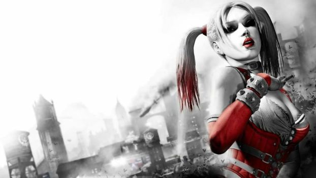 Harley Quinn Wallpaper by codyrhodes20012001