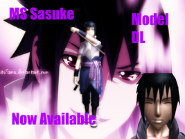 MMD MS Sasuke DL by supersonicwind69