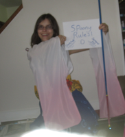 me dressed as yuna promoting spoonie by chappy-rukia