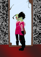 The other side of the mirror by sam-the-vampire