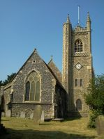 Stanford-Le-Hope Church by YunaHeileen