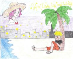 NaruSakuweek: Summer Dreams by MangaFreak17