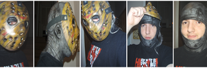 Jason Mask Sillyness 2 by genocyber