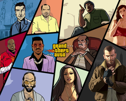 The History Of GTA -WP- by VickeX