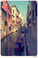 Remembering Venice - 1 by anjali