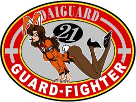 Guard-Fighter by BeauFighterMkX