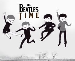 The Beatles Time by M0nzteer