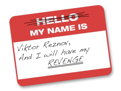 My Name Is Viktor Reznov by AngeloFTo