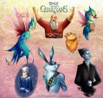 Rise of the Guardians Fan art by SurOvOsova