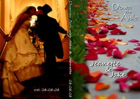 Our Wedding DVD by SublimeBudd