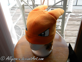 Charizard Hat V2 by Allyson-x