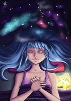 Dreaming of Stars by OceanLeviathan