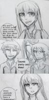 Soul Eater - Why We Can't Go Anywhere.... by CrazyAnime3