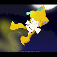 .:CE:. Jirachi by TopHatless
