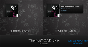 Simple CAD Skin by GooBacks