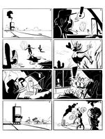 Lettuce Lovers Storyboards by TR-B