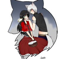 little red riding hood by Autumn-ClockW0rk