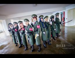 DOLLS by josephlowphotography