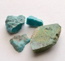 Turquoise Rough by lamorth-the-seeker