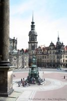 Honey I shrunk Dresden by EricForFriends
