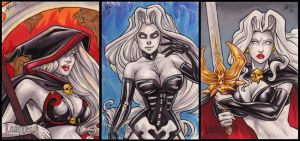 Lady Death AEs by AmyClark