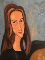 Jeanne Hebuterne by NausetSouth