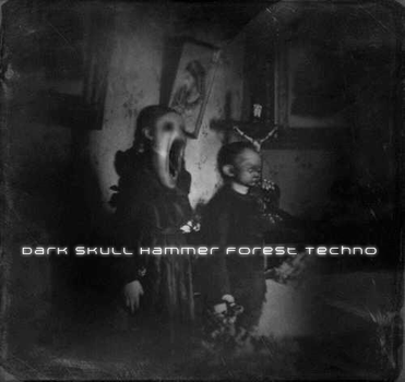 Dark Skull Hammer Forest Techno by foltfuk
