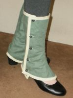 Spring Green Spats by Torenchiko-to