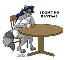Don't Do Daytime - Colored by AzraelleWormser