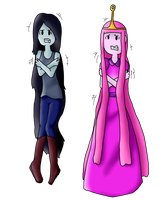 Commission PB and Marcy by Ask-Snow-Prince