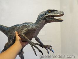 Raptor 4 feet long New color . by GalileoN