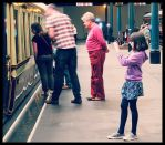 Young photographer at work by Stumm47