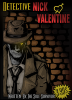 Detective N.Valentine (Fallout 4) by SK1PTER