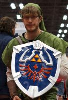 NYCC 2012 - Link by BluePhoenix-Ra