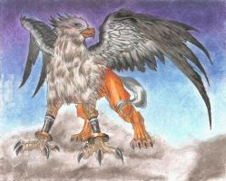 Griffin by screwston12