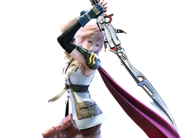 Lightning Render by triggerhappy039