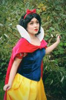 Snow White cosplay by mimicat123