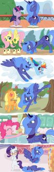 Not Quite Alone Anymore by thelivingmachine02