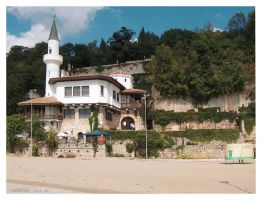 Balchik Palace by DanStefan