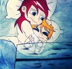 It's Only A Storm Young Lord I'll Protect You by MySancuaryLittlePony
