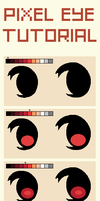 Pixel Eye Tutorial by Tantei-Ai
