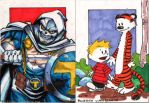 sketch cards by rustywork