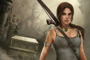 Tomb Raider Reborn by SabinaNore