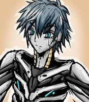 Android Bust 29.07.2014 by Endless-warr