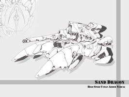 Sand Dragon by Creator350